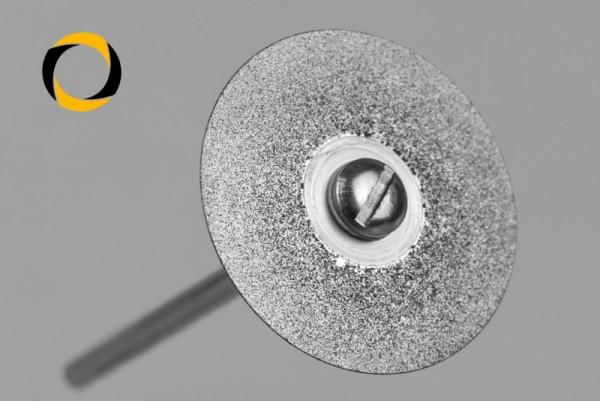 Trennscheibe Typ AM Durchmesser 22mm Stärke 0,4mm